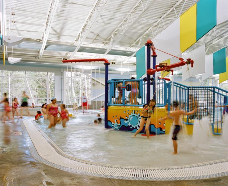 Rec Center Pool Images