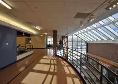 Hatfield Chilson (Loveland) Senior Center_Jog walk track + fitness_Shopenn34